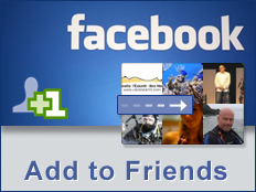 Add a Friends Facebook